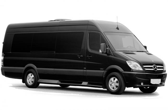 Mercedes Sprinter Transfer
